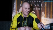 Destiny 2 - Wawancara Jared Berbach