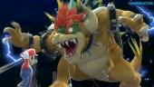 Super Smash Bros. Ultimate - Gameplay: Giga Bowser