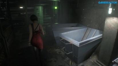 Resident Evil 2 - Gameplay: Ada Wong