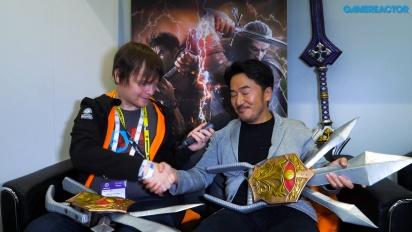 Soul Calibur VI - Wawancara Motohiro Okubo