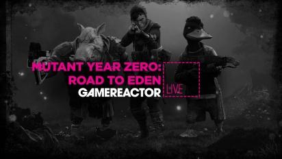 Mutant Year Zero: Road to Eden - Livestream Hari Peluncuran