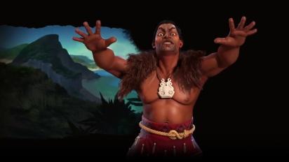 Civilization VI: Gathering Storm - First Look: Maori