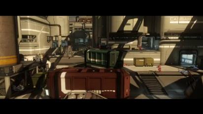 Halo 4 - Majestic Map Pack: Landfall Trailer