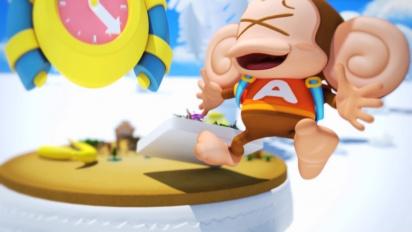 Super Monkey Ball Vita - Trailer