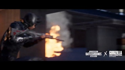 PUBG Mobile x Godzilla: King of the Monsters - Trailer