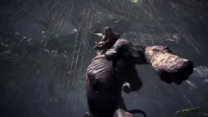 Monster Hunter World: Iceborne - Rajang Trailer
