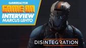 Disintegration - Wawancara Peluncuran bersama Marcus Lehto