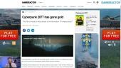 GRTV News - Cyberpunk 2077 telah berstatus gold
