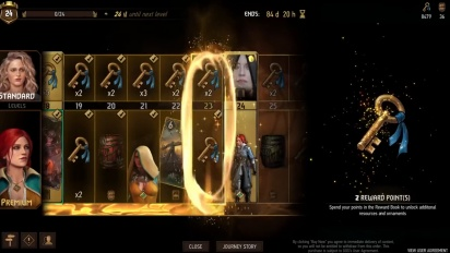 Gwent: The Witcher Card Game - Journey #5 Launch Trailer
