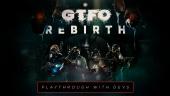 GTFO - Rebirth Rundown bersama Para Developer Playthrough Penuh