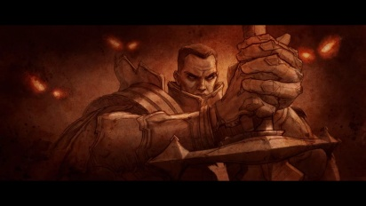 Diablo III: Reaper of Souls - The Crusader Arrives Trailer