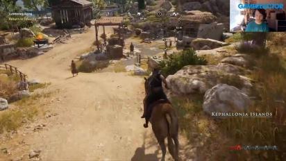 Assassin's Creed Odyssey - Tayangan Ulang Livestream