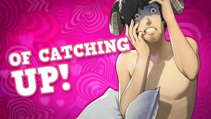Catherine: Full Body - Launch Trailer