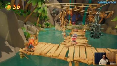 Crash Bandicoot 4: It's About Time  - Tayangan Ulang Livestream