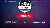 HyperX League 2v2 - FINAL - NUKUHYVIN vs d0sseri