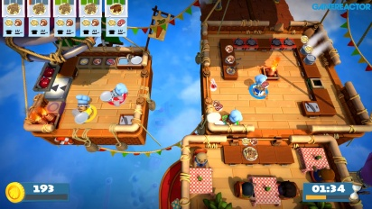 Overcooked 2 - Video Review
