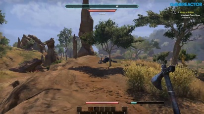 The Elder Scrolls Online: Elsweyr - Gameplay Pembukaan