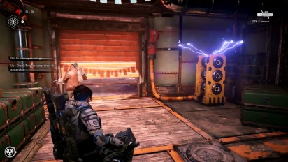 Gears 5 - Act 2 Exclusive Footage