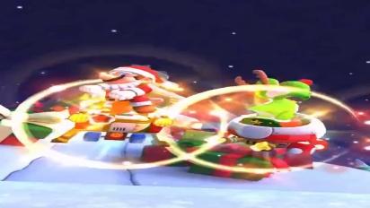 Mario Kart Tour - Trailer Winter Tour