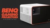 Pameran BenQ Gaming Projectors