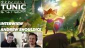 Tunic - Wawancara Andrew Shouldice