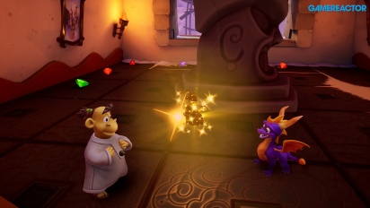 Spyro Reignited Trilogy - Colossus Gameplay (PC)