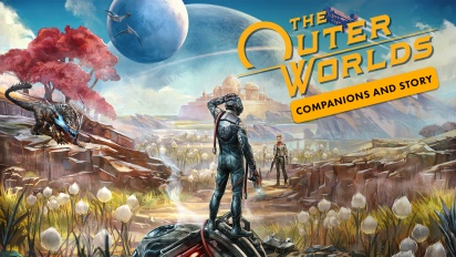 The Outer Worlds - Para Pendamping dan Cerita (Sponsored#2)