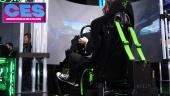 CES20 - Wawancara Razer Eracing Simulator