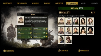 Surviving the Aftermath - Update 9: First Settlers Dev Diary