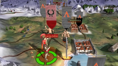 Rome: Total War - iPhone Release Date Trailer