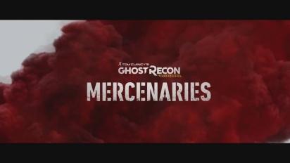 Ghost Recon: Wildlands - Mercenaries Trailer