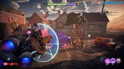 Plants vs. Zombies: Battle for Neighborville - Turf Takedown Gameplay