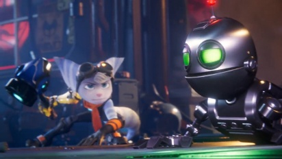 Ratcher & Clank: Rift Apart - Announcement Trailer
