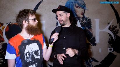 Quake Champions - Wawancara Joshua Boyle di QuakeCon