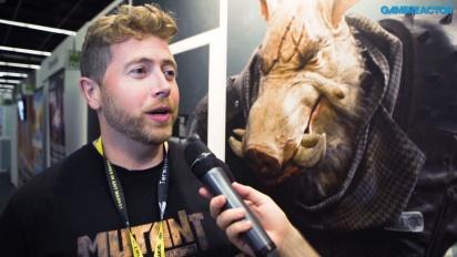 Mutant Year Zero: Road to Eden - Wawancara Mark Parker