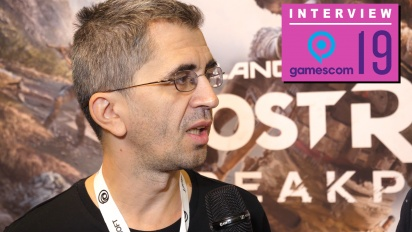 Ghost Recon: Breakpoint - Wawancara Bogdan Bridinel