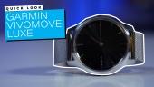 Garmin Vivomove Luxe - Quick Look