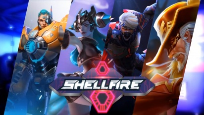 ShellFire - Official Teaser Trailer