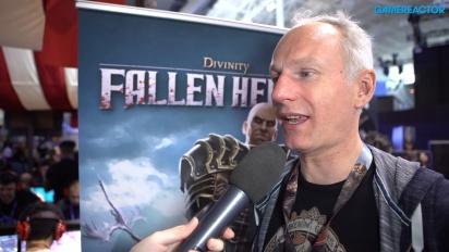 Divinity: Fallen Heroes - Wawancara Swen Vincke