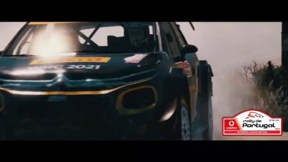 WRC 9 - Trailer Update Desember