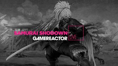 Samurai Shodown - Tayangan Ulang Livestream