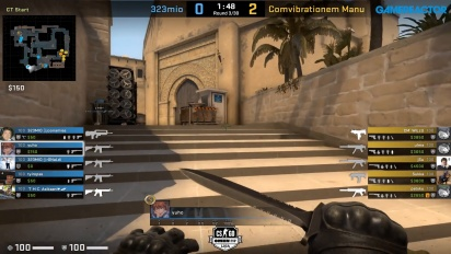 OMEN by HP Liga - Div 8 Round 3 - Comvibrationem Manu vs 323mio - Mirage.