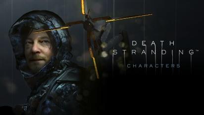 Death Stranding - Para Karakter (Sponsored #2)