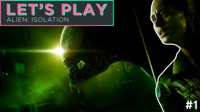 Let's Play Alien: Isolation - Episode 1