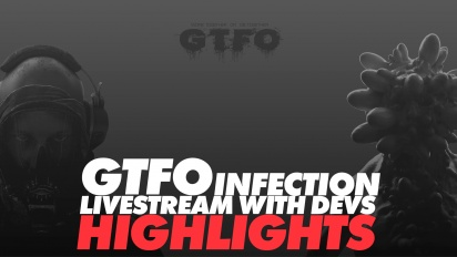 GTFO - Highlight Livestream Infection Rundown bersama Developer