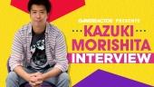 GungHo Online Entertainment - Wawancara Kazuki Morishita