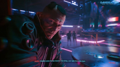 Cyberpunk 2077 - 20 menit pertama Corpo