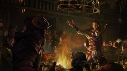 The Bard's Tale IV - Kickstarter Pitch