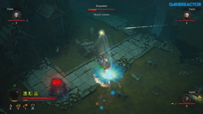 Diablo III: Eternal Collection - Gameplay multiplayer lokal