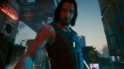 Cyberpunk 2077 - Trailer Peluncuran Resmi